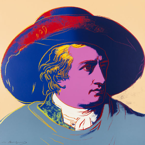 Andy Warhol - Goethe - Altre immagini
